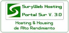 Suryweb, Portal Sur